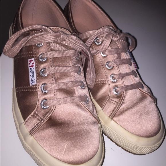 Classics 275 Superga Satin Sneakers